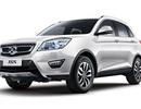 BAIC X65 - SUV mới sắp trình làng thị trường Việt