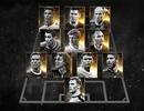Đội hình tiêu biểu FIFA 2014: La Liga áp đảo, Premier League lép vế