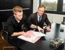 Marco Reus gia hạn hợp đồng với Dortmund