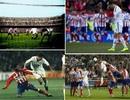 Derby thành Madrid qua những bức ảnh lịch sử