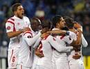 Tứ kết lượt về Europa League: Sevilla, Napoli và Fiorentina đi tiếp