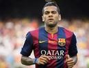 Dani Alves bất ngờ từ chối gia hạn hợp đồng với Barca