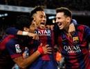 Messi-Neymar-Suarez tạo nên kỷ lục ghi bàn vĩ đại