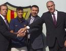 CLB Santos đưa Neymar và Barca ra tòa