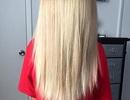 Bé trai dũng cảm nuôi tóc dài để làm tóc giả tặng bệnh nhân ung thư