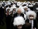 """Hơn 300 ông """"Einstein"""" xuất hiện tại Los Angeles"""