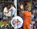 Casillas và 25 năm gắn bó cùng Real Madrid