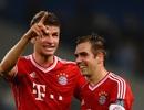 Lahm thừa nhận Muller có thể theo chân Schweinsteiger đến MU