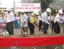 Chính thức khởi công cầu Dân trí tại tỉnh Hậu Giang