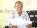 """Ông lão 87 tuổi 16 năm """"đội"""" đơn đòi thi hành án"""