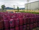 """Phát hiện Công ty nghi sang chiết hàng nghìn """"quả bom gas"""" lậu"""