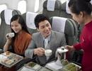 """Cà phê hòa tan Vinacafé """"bay"""" cùng Vietnam Airlines"""