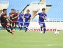 Công Vinh toả sáng, tuyển Việt Nam thắng áp đảo U23 Việt Nam