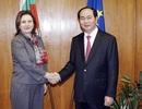 Bộ trưởng Trần Đại Quang thăm Bulgari, bàn hợp tác phòng chống tội phạm