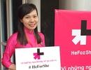 """Sinh viên Việt chung tay vì """"Những người phụ nữ quanh ta"""""""