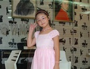 Cô bé 11 tuổi trở thành Gương mặt trẻ Việt Nam tiêu biểu 2014