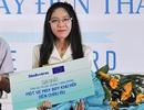 Nữ sinh Điện ảnh giành giải Nhất cuộc thi viết Ấn tượng Châu Âu