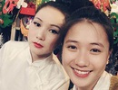 """Những """"hot girl"""" Việt thừa hưởng nhan sắc từ mẹ"""