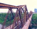 Cầu Long Biên - Hà Nội đẹp thơ mộng qua ống kính fly-cam
