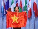 Sau HCV Olympic Hóa, cô gái Việt thành tân SV Học viện công nghệ hàng đầu thế giới