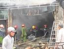 Gần 200 chiến sĩ PCCC dập đám cháy nhà cán bộ công an