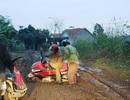 """Nghệ An: Công trình tiền tỷ """"lãng phí"""" … dân khổ sở lội bùn"""
