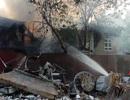 Vụ cháy sau khách sạn La Thành: Nhà tạm không phép