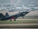 Trung Quốc phô trương sức mạnh với triển lãm hàng không
