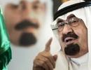 Nhà vua Ả rập xê út qua đời, thái tử lên kế vị