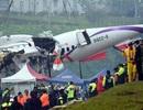 Máy bay ATR của TransAsia 5 lần trục trặc động cơ 5 năm qua