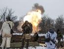 Đạn pháo vẫn nổ rền ở Đông Ukraine hậu thỏa thuận ngừng bắn