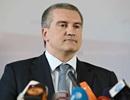 """Lãnh đạo Crimea: """"Chúng tôi không bao giờ quay lại Ukraine"""""""