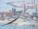 Máy bay năng lượng mặt trời thử sức bay vòng quanh thế giới