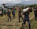 90% binh sỹ Nepal tham gia cứu hộ, số người chết vượt 4.300