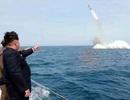 Mỹ - Hàn vạch kế hoạch diệt tên lửa phóng từ tàu ngầm Triều Tiên