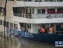 Trung Quốc: Số nạn nhân tử vong trong vụ đắm tàu vượt 330 người