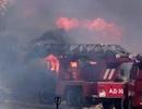 Ukraine: Nổ kho xăng dầu gần Kiev, nhiều lính cứu hỏa thiệt mạng