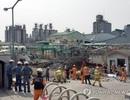 Hàn Quốc: Nổ nhà máy hóa chất, 5 người thiệt mạng