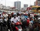"""Hà Nội """"gom"""" được bao nhiêu tiền từ phí bảo trì đường bộ xe máy?"""