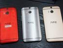 Cận cảnh HTC One M8 phiên bản màu đỏ đầu tiên tại Việt Nam