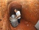 6 năm đào hang làm nhà ở trong lòng đồi