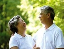 Khi cha mẹ già có… người yêu