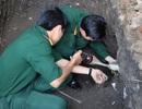 Đào móng nhà phát hiện hố vũ khí hoen gỉ