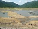 Ao hồ cạn trơ đáy, nhiều đất ruộng bỏ hoang