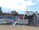 Sập cầu sát biển, 3 sinh viên suýt mất mạng