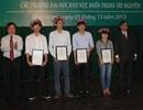 Bình Định: Trao 53 suất học bổng đến sinh viên nghèo xuất sắc
