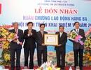 Sở Thông tin - Truyền thông đón nhận Huân chương Lao động hạng ba