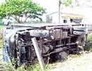 Bị xe tải kéo lê, một phụ nữ tử vong