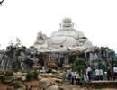 Hai tượng Phật trên đỉnh núi được xác lập kỷ lục châu Á