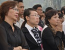 Lễ truy điệu Đại tướng Võ Nguyên Giáp tại TPHCM
